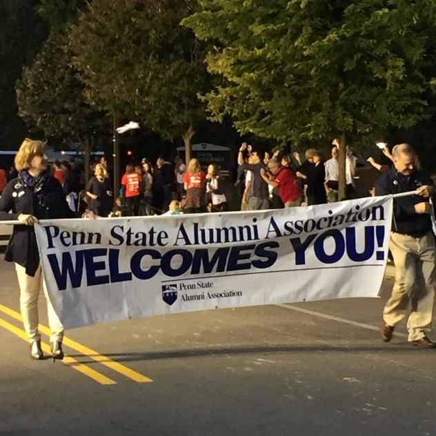 Homecoming Parade Brings the Best Penn State Traditions