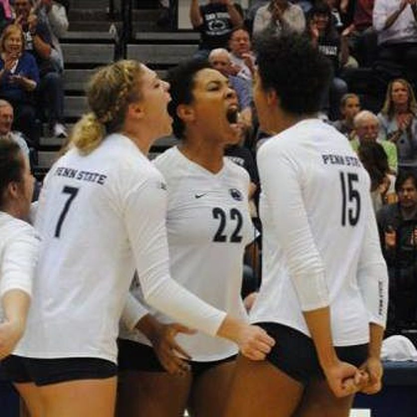 Penn State's Lee, Detering Win Big Ten Women's Volleyball Honors