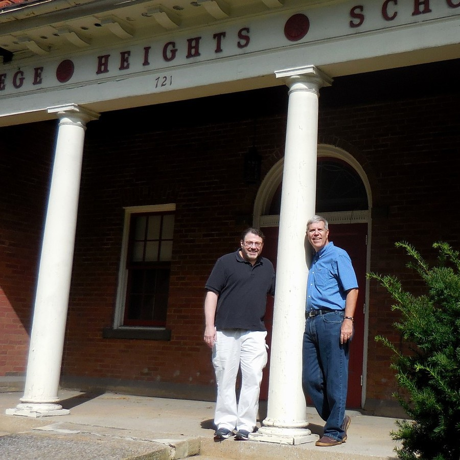 Memories of College Heights School: Where We Learned All We Really Need to Know