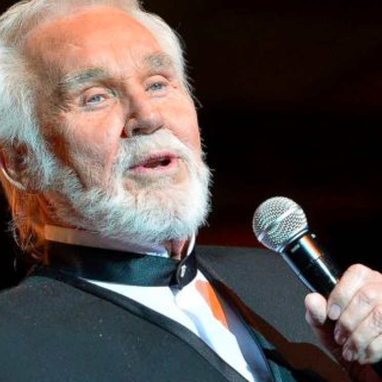 Kenny Rogers To Perform At Eisenhower Auditorium December 17