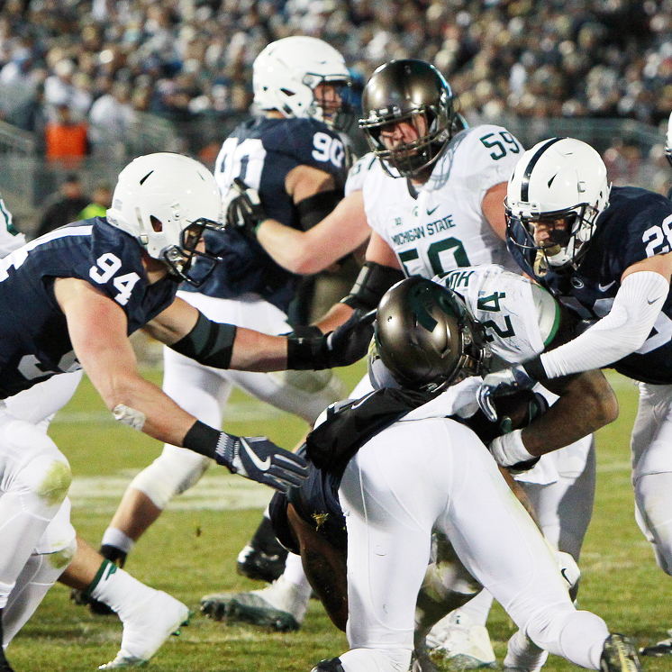 Penn State Football: Lions Pry Another Second-Half Masterpiece