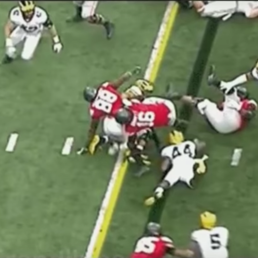 Transcript Leaked from Ohio State-Michigan Fourth Down Video Review