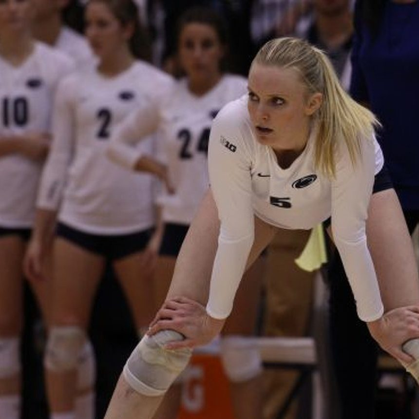 Penn State Women's Volleyball Drops Sweet 16 Heartbreaker