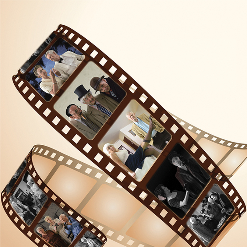 Capturing Classic Moments of Film