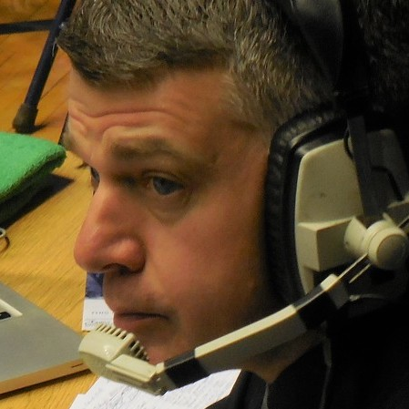 Penn State Wrestling's Jeff Byers: The Maestro at the Microphone