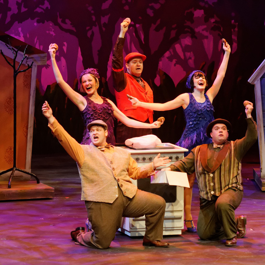 'A Year with Frog and Toad' to Portray an All-Weather Friendship at Eisenhower Auditorium