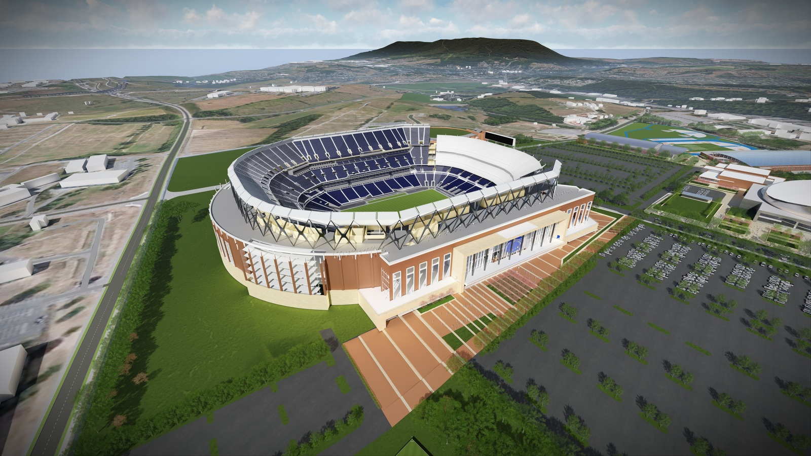 State College Pa Penn State Unveils Vision For Overhaul Of Beaver Stadium Other Facilities