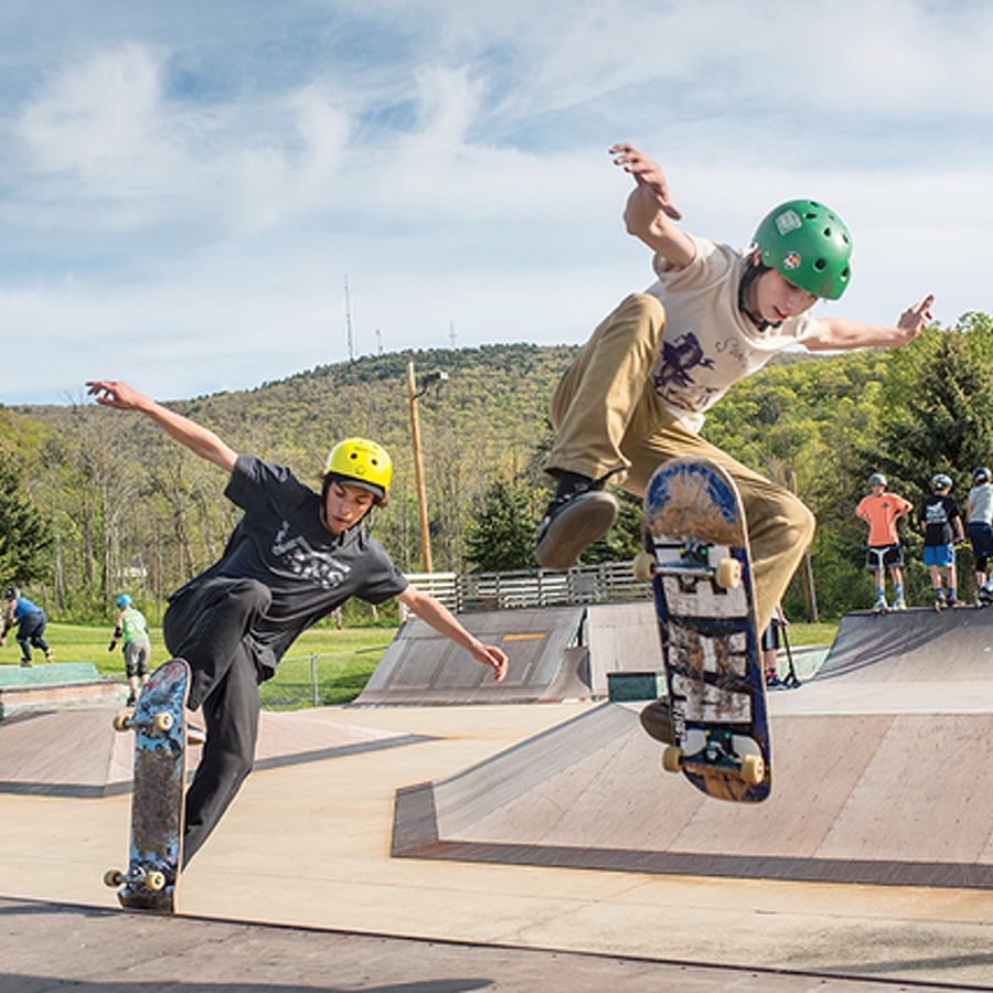 Once Only a Ski Area, Tussey Mountain Evolves into Year-Round Attraction
