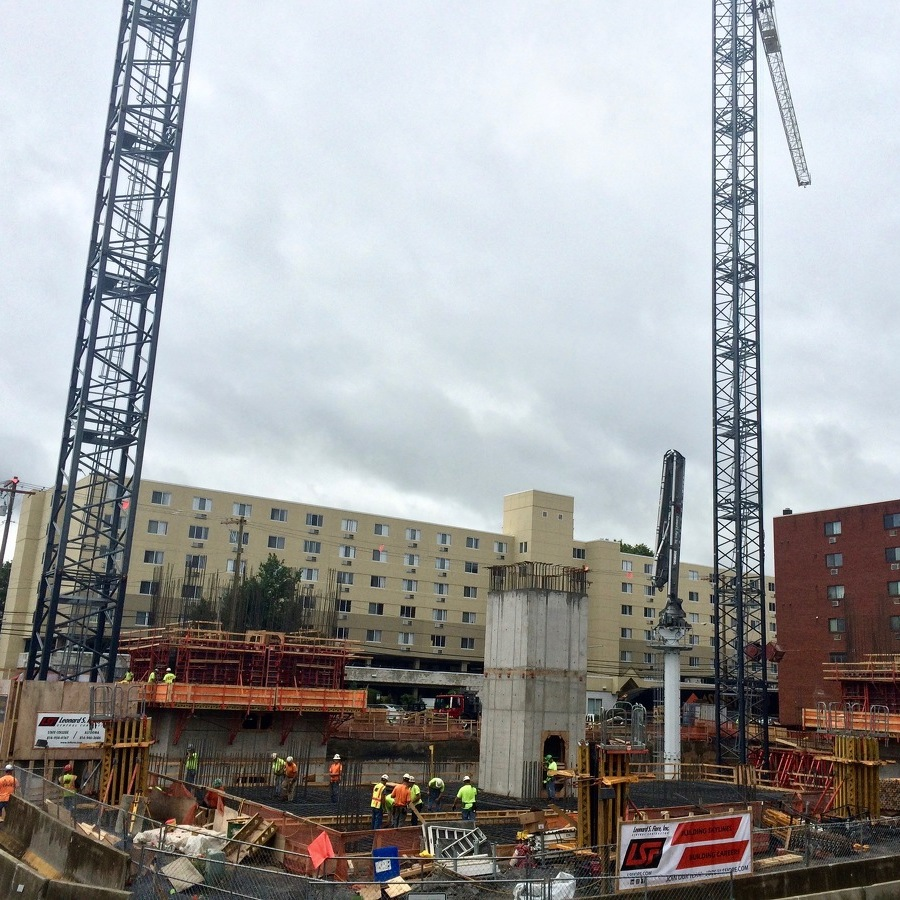 Borough Issues Early Noise Advisory for High Rise Construction Work