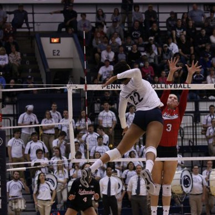 A Day in the Life of Penn State Volleyball's Simone Lee