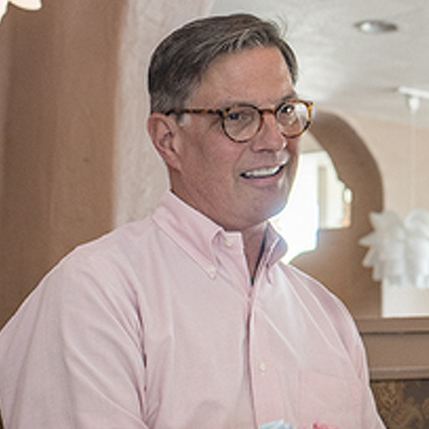 Lunch with Mimi: Central Pennsylvania Festival of the Arts Executive Director Rick Bryant