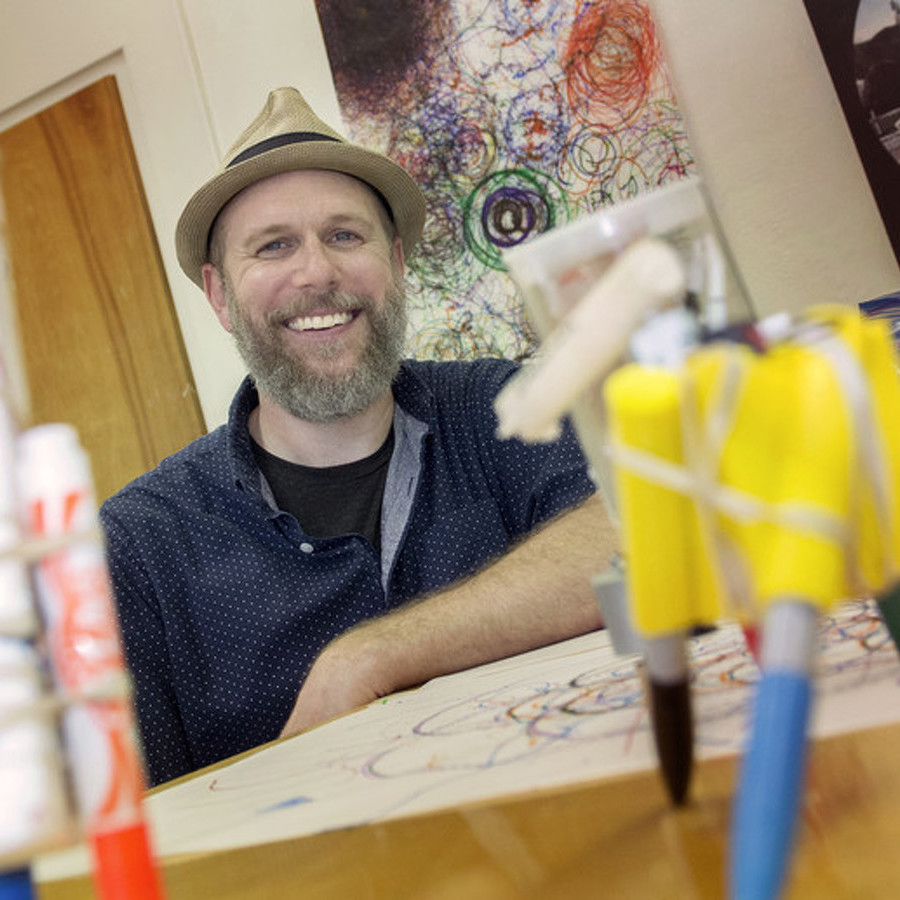 Penn State Booth to Highlight the Art of Science at Arts Festival