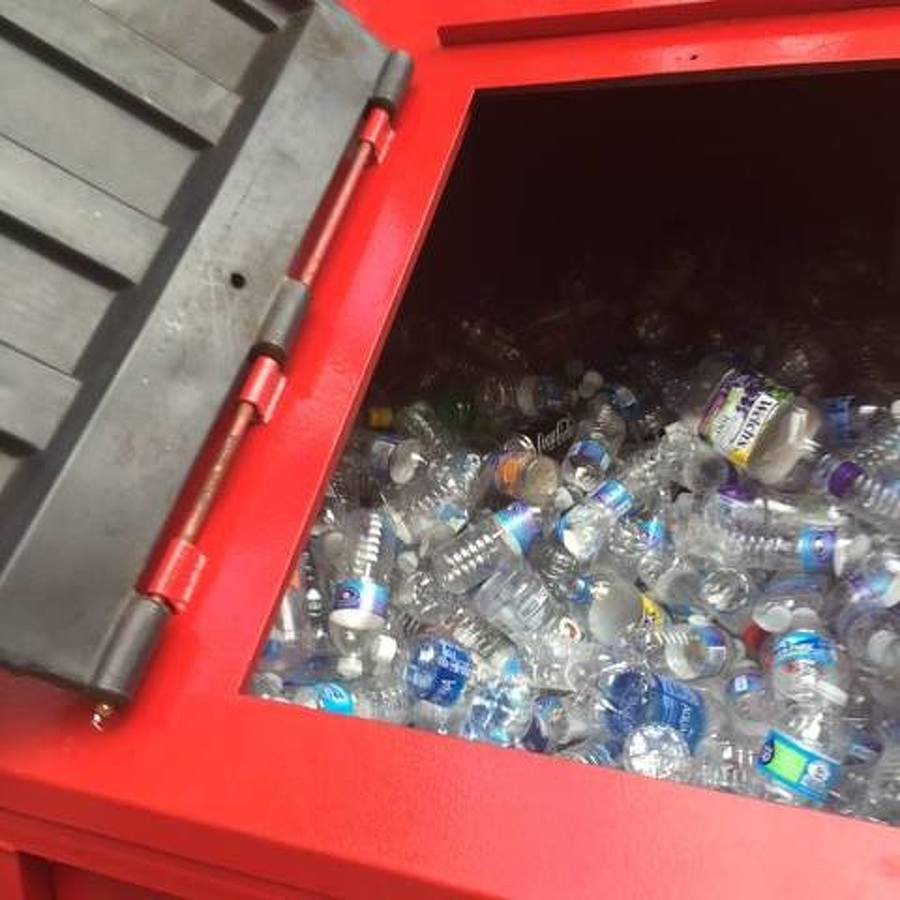 Arts Fest, People's Choice Result in Big Recycling Efforts