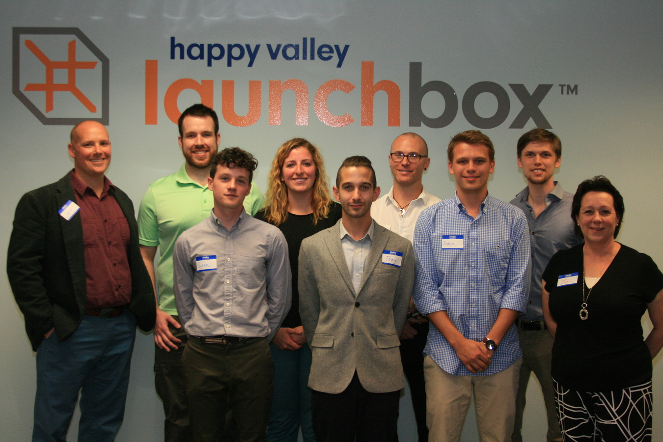 State College, PA - Happy Valley LaunchBox graduates summer