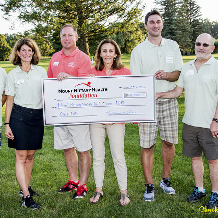 Mount Nittany Golf Classic Sets Fundraising Record
