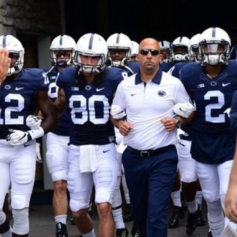 Penn State Football: AP Poll Ranks Nittany Lions At No.6