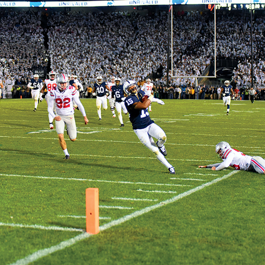 B1G Times: Top moments from Penn State's first quarter-century in the Big Ten