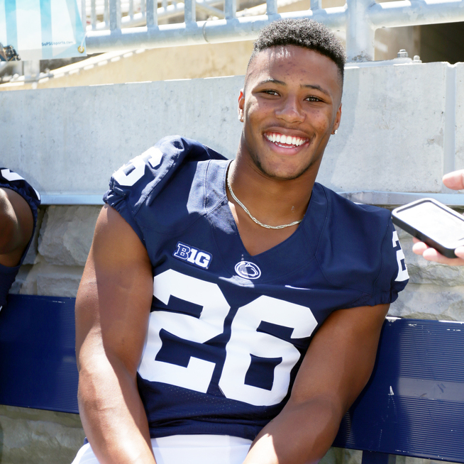 If Saquon Can Do It, Why Can't You?