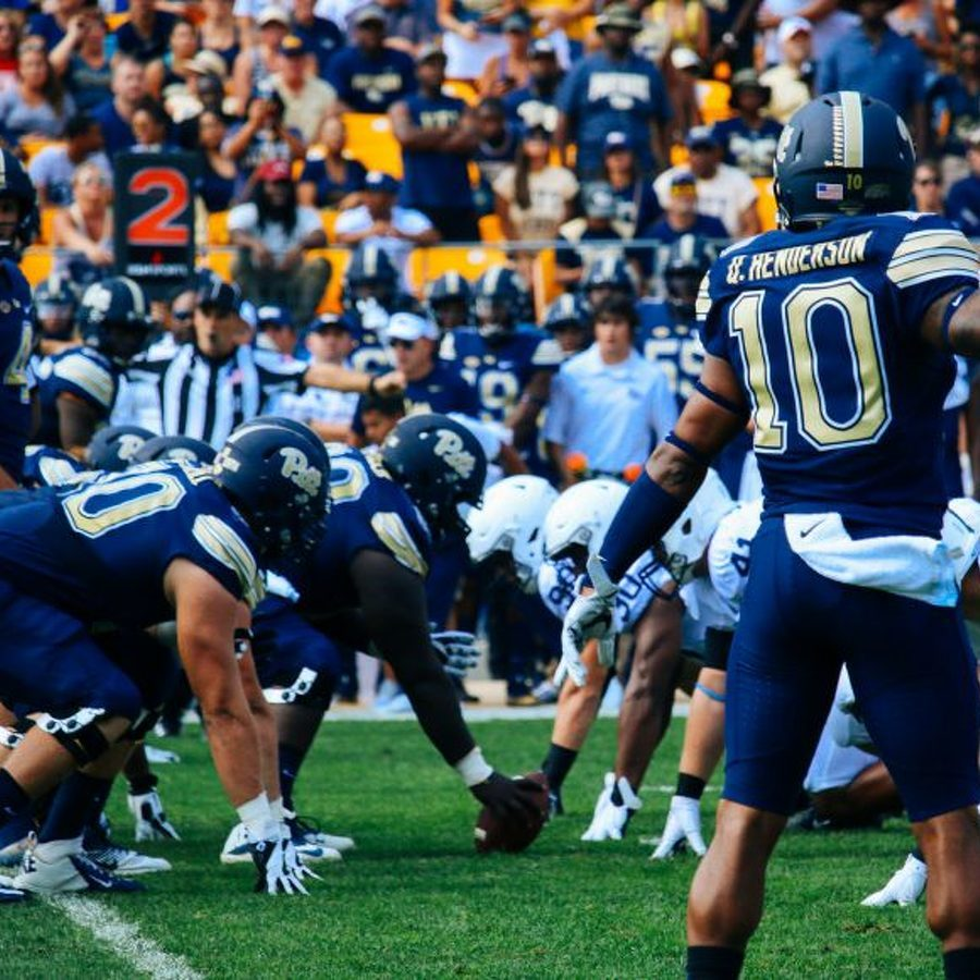 Penn State-Pitt: This Is A Rivalry