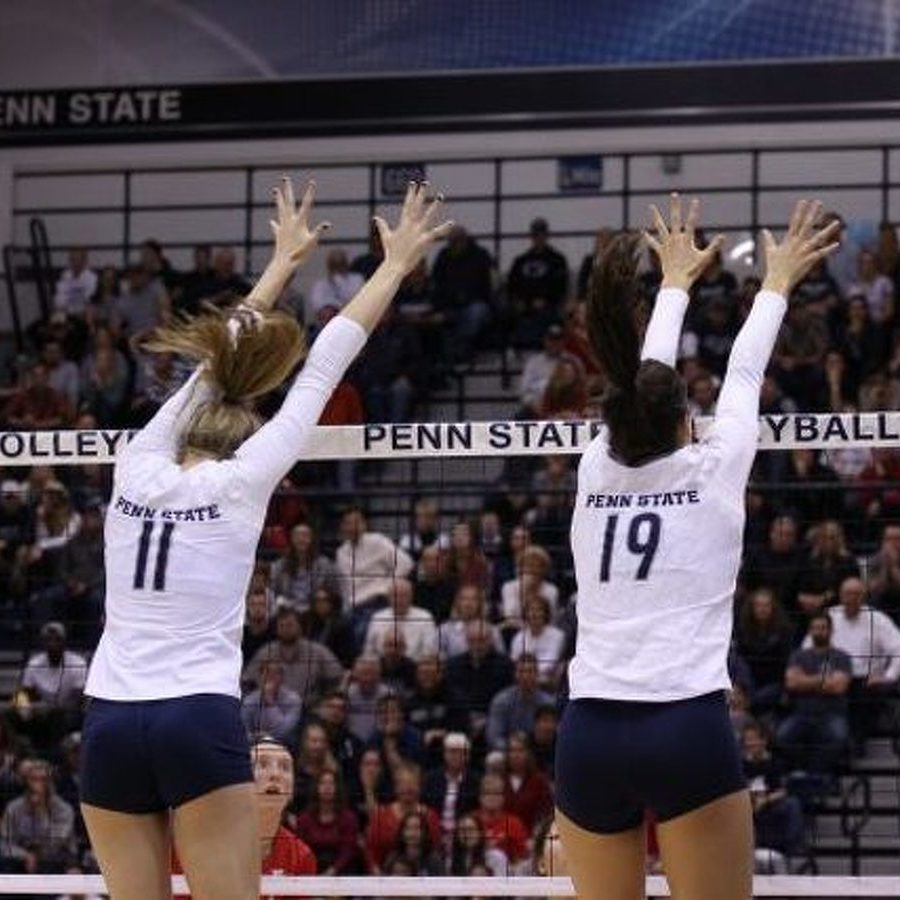 Penn State Women's Volleyball Tops Wake Forest, Ohio