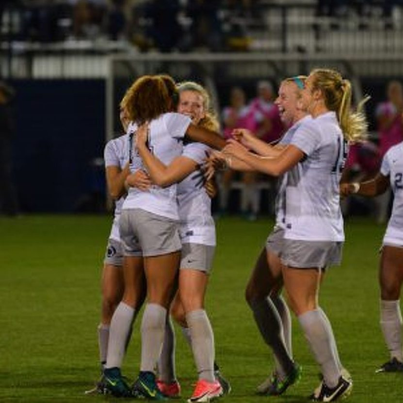 Freigang's Golden Goal Leads No. 8 Penn State Women's Soccer Past Illinois