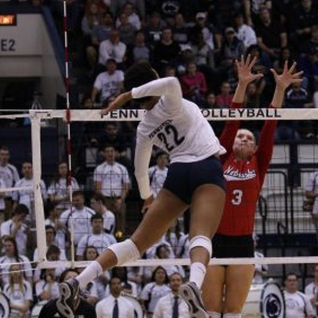 Penn State's Simone Lee Named Big Ten Co-Player of the Week