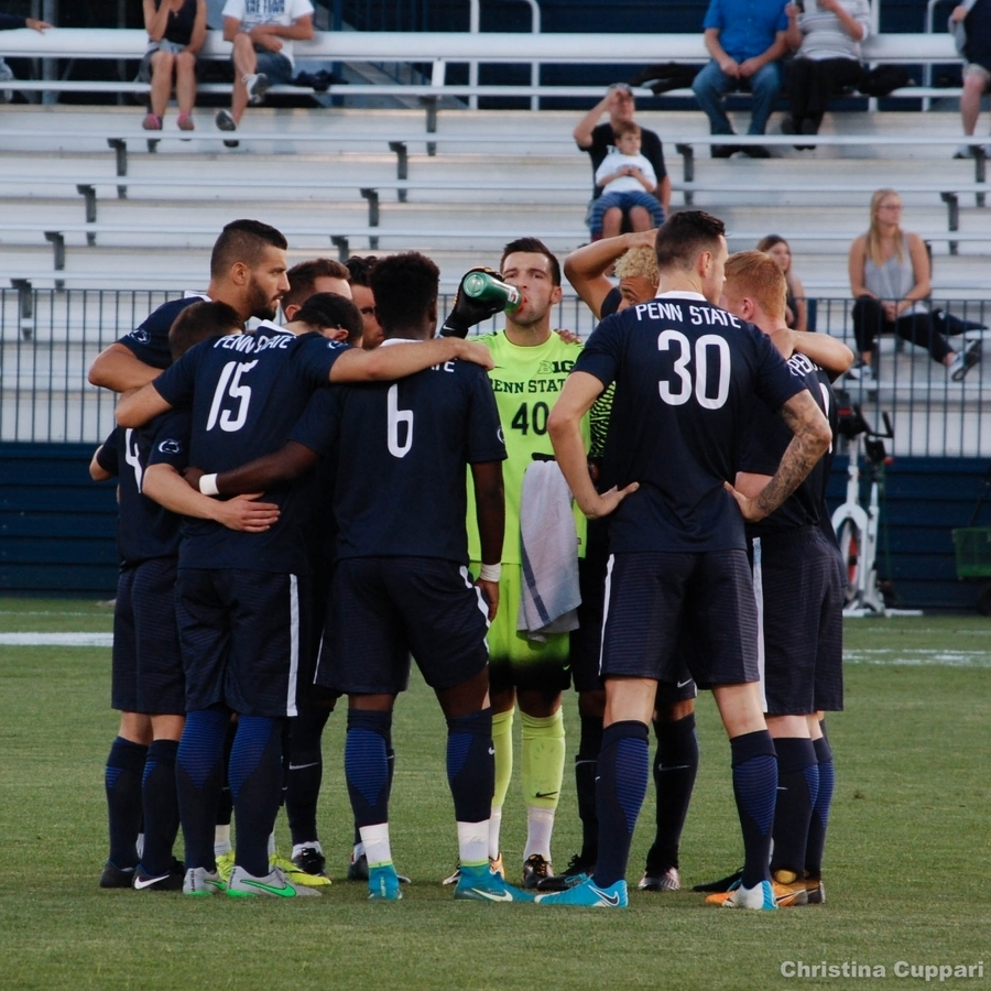Penn State Men's Soccer Downs Detroit Mercy at Jeffrey Field