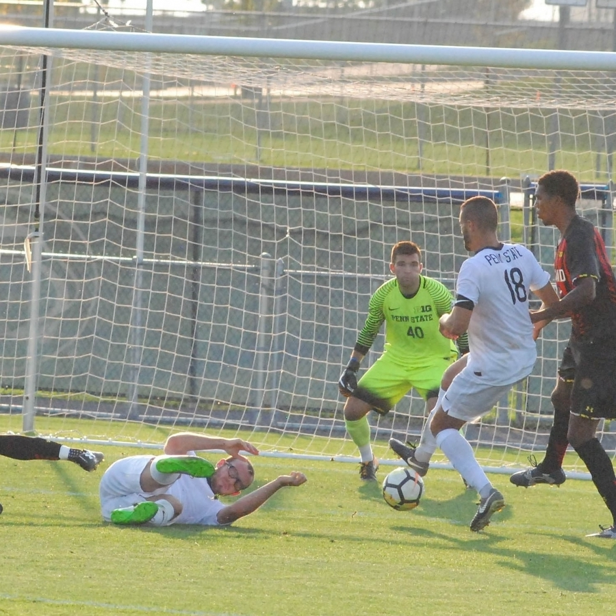 Penn State Men's Soccer Falls to Temple