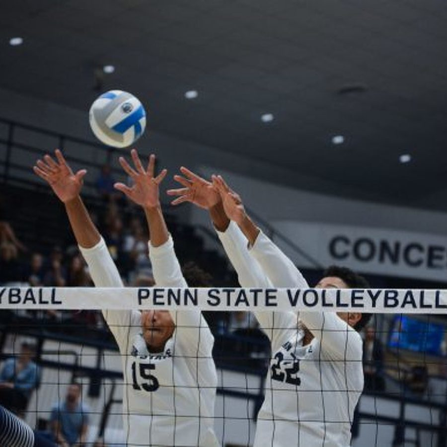 No. 3 Penn State Women's Volleyball Sweeps Illinois