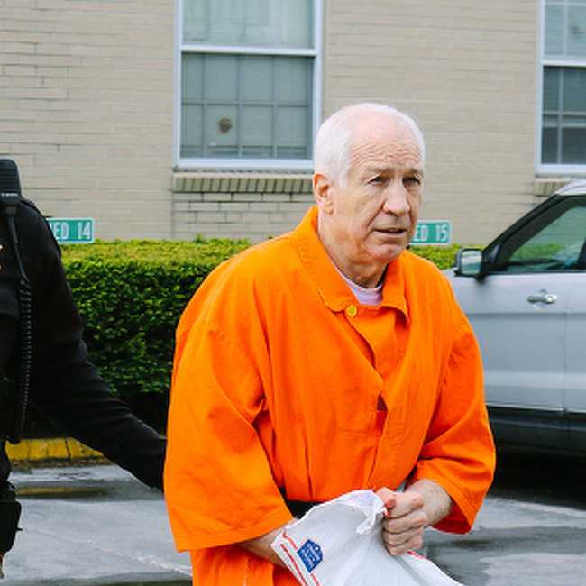 Judge Denies Sandusky Appeal