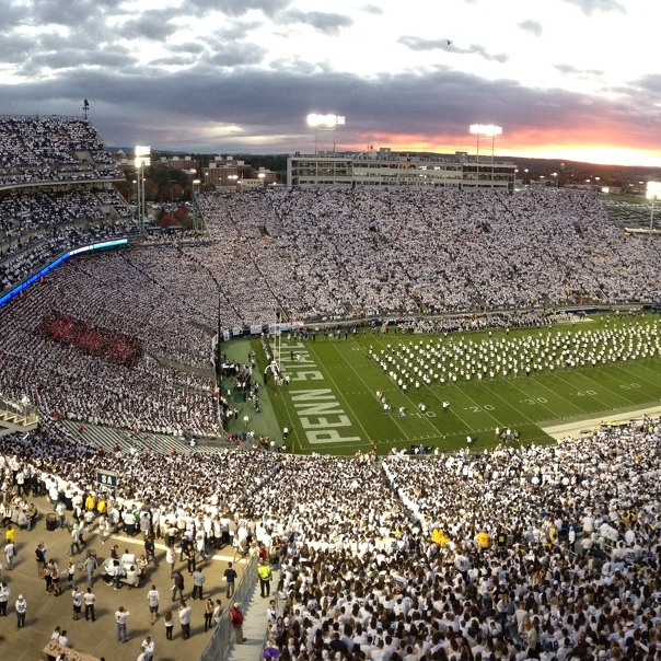 Penn State-Michigan: A Moment in Time to Create Timeless Moments
