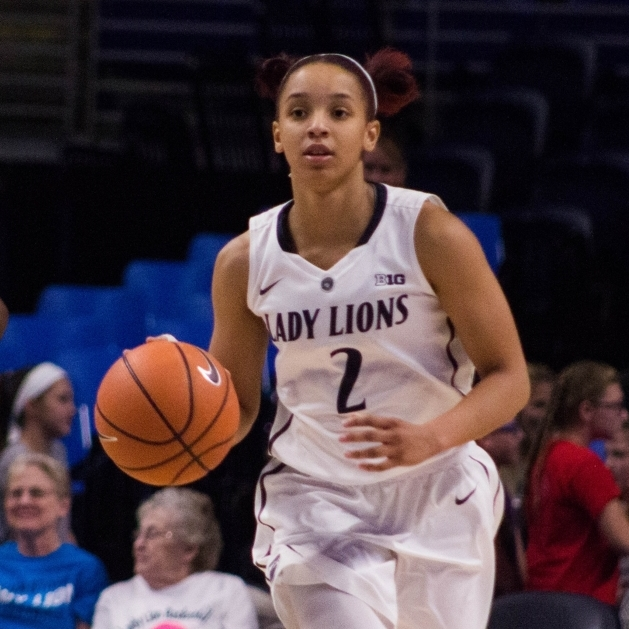 Lady Lions Down Drexel for Second Win