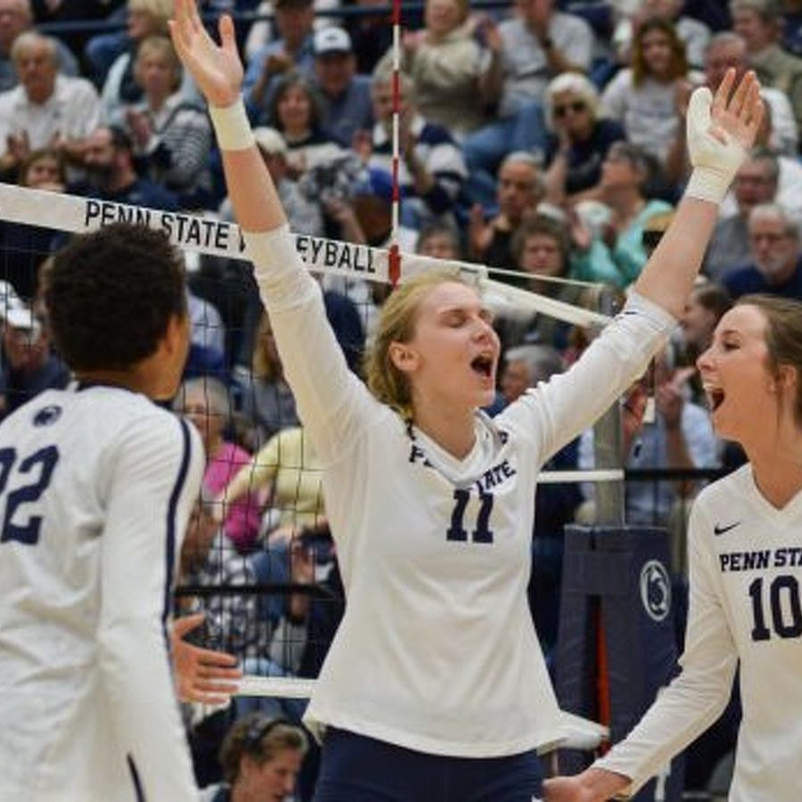 Penn State Women's Volleyball Earns No. 1 Seed in NCAA Tournament