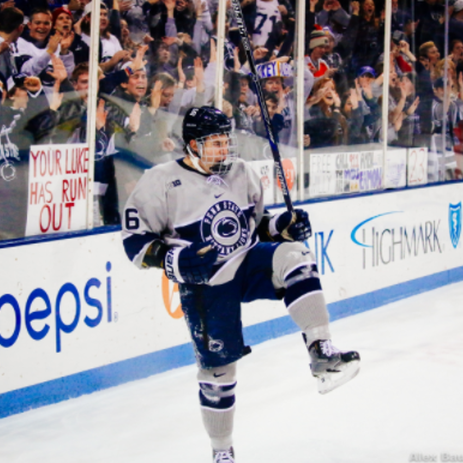 Penn State Hockey: Nittany Lions Grab Two Points In Shootout Win Over No.11 Ohio State
