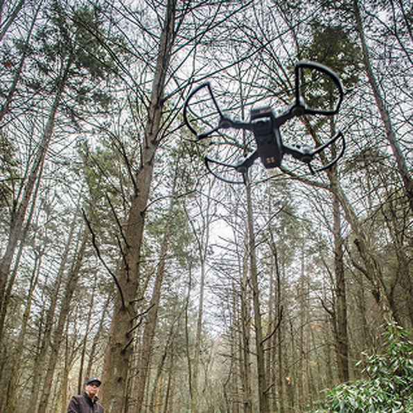 Taking Flight: Centre County Residents Are Sending in the Drones for a Bird's-Eye View