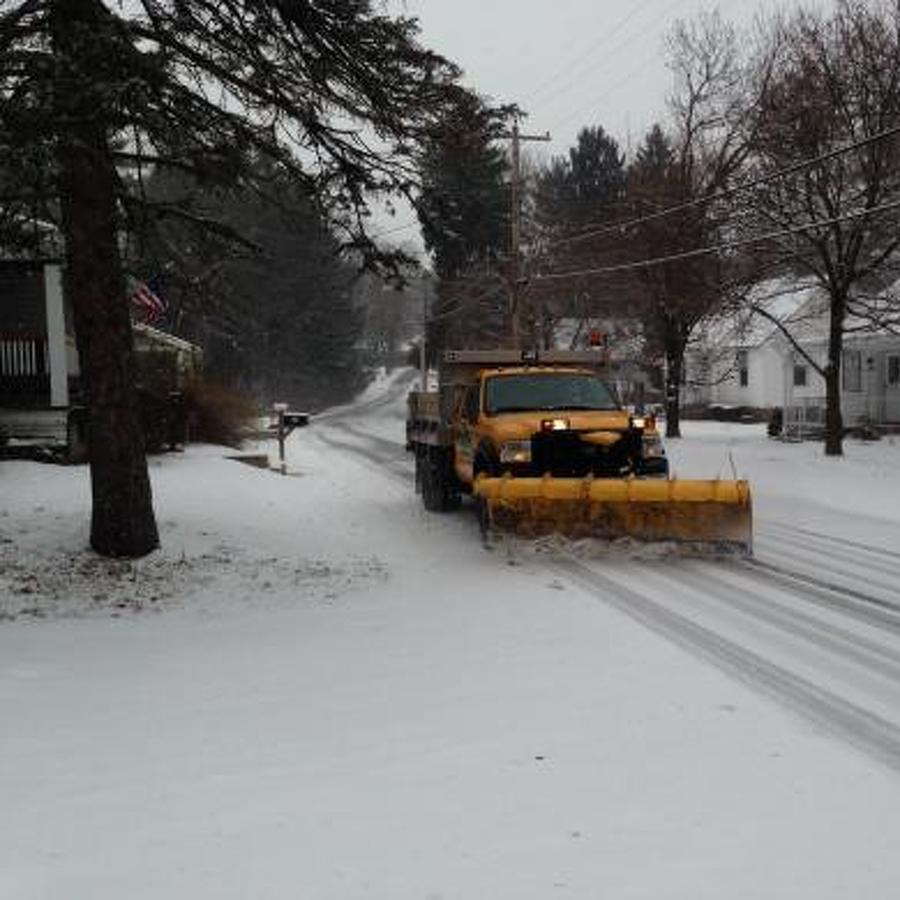Vehicles Must Be Removed from Ferguson Township Streets During Snow