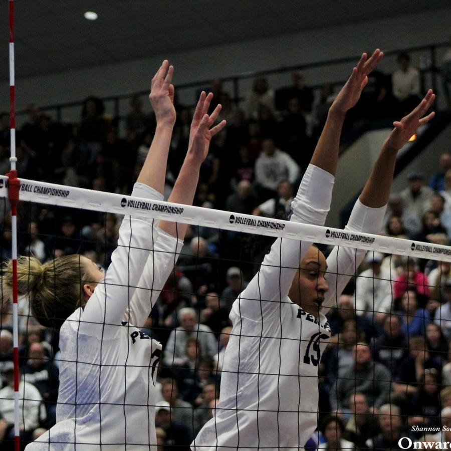 Penn State Volleyball Battles Familiar Foe Nebraska for a Spot in the Title Game