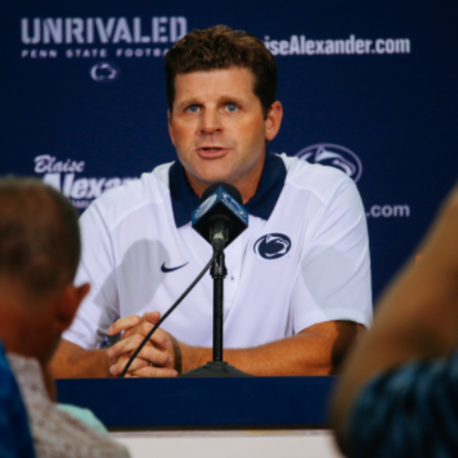 Penn State Football: Pry Set To Stay As Defensive Coordinator