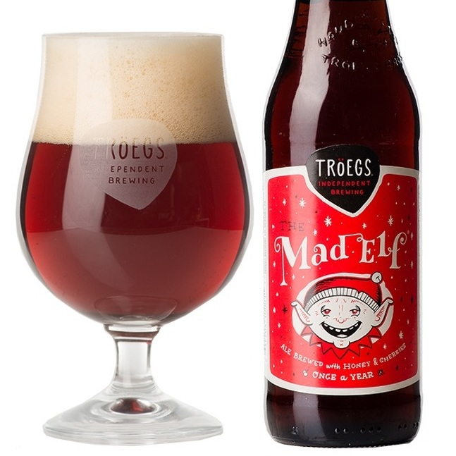 On Tap: Popular Tröegs' Elf Brews Reflect the Festive Spirit of the Season