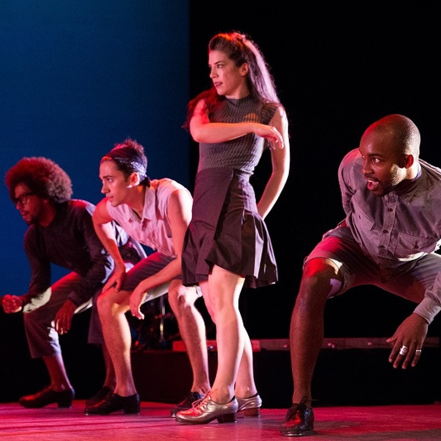 On Center: Dorrance Dance uses stage as musical instrument in February 27 tap performance