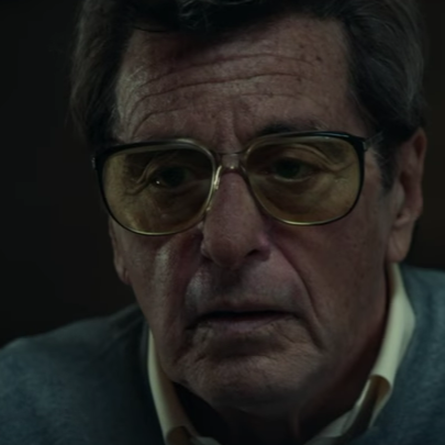 Watch The First Trailer For HBO's Paterno Movie