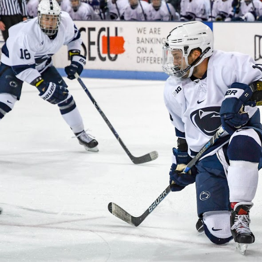 Penn State Hockey: Shootout Loss To Wisconsin Sets Up Straightforward Final Six Games