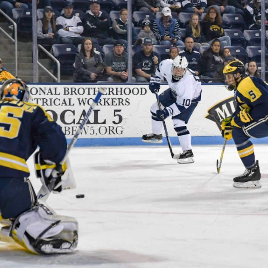 Penn State Hockey: Nittany Lions Face No. 2 Notre Dame As Big Ten Grind Continues