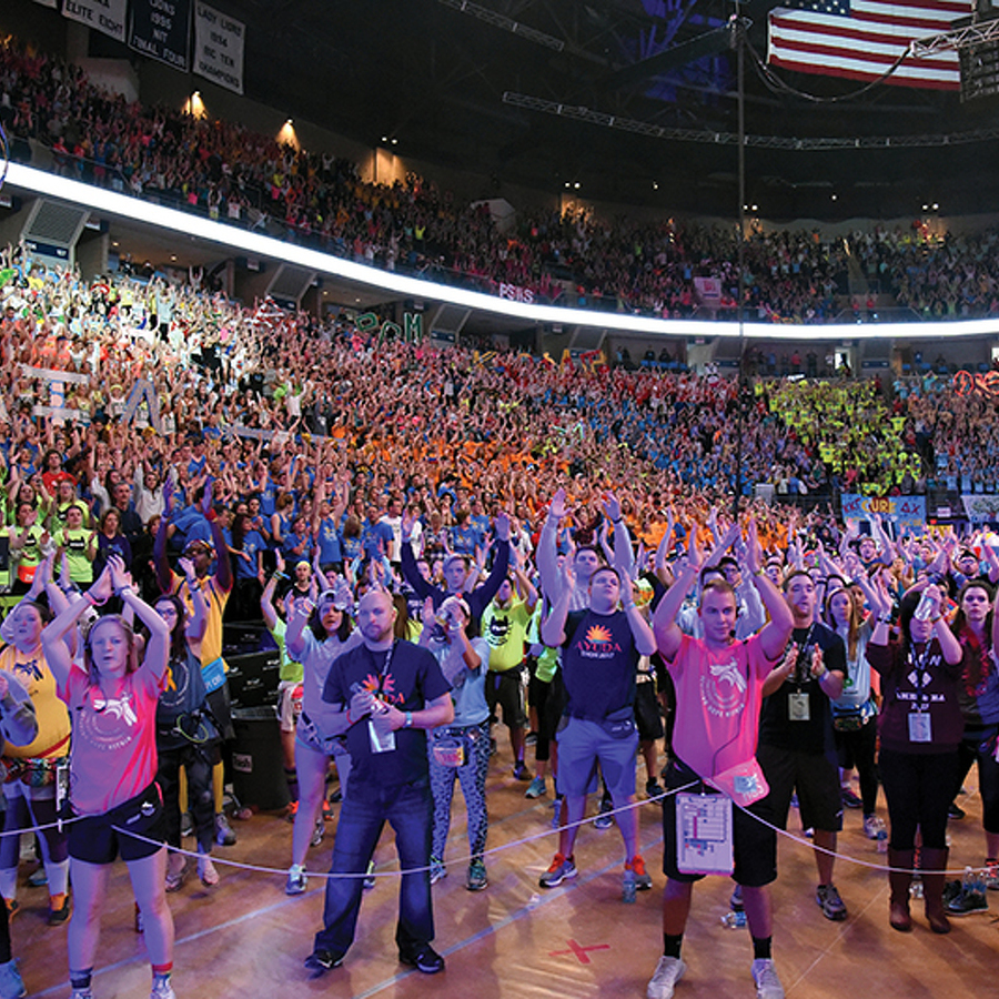 A Drive to Help Others: THON experience inspires former leaders as they pursue varied careers