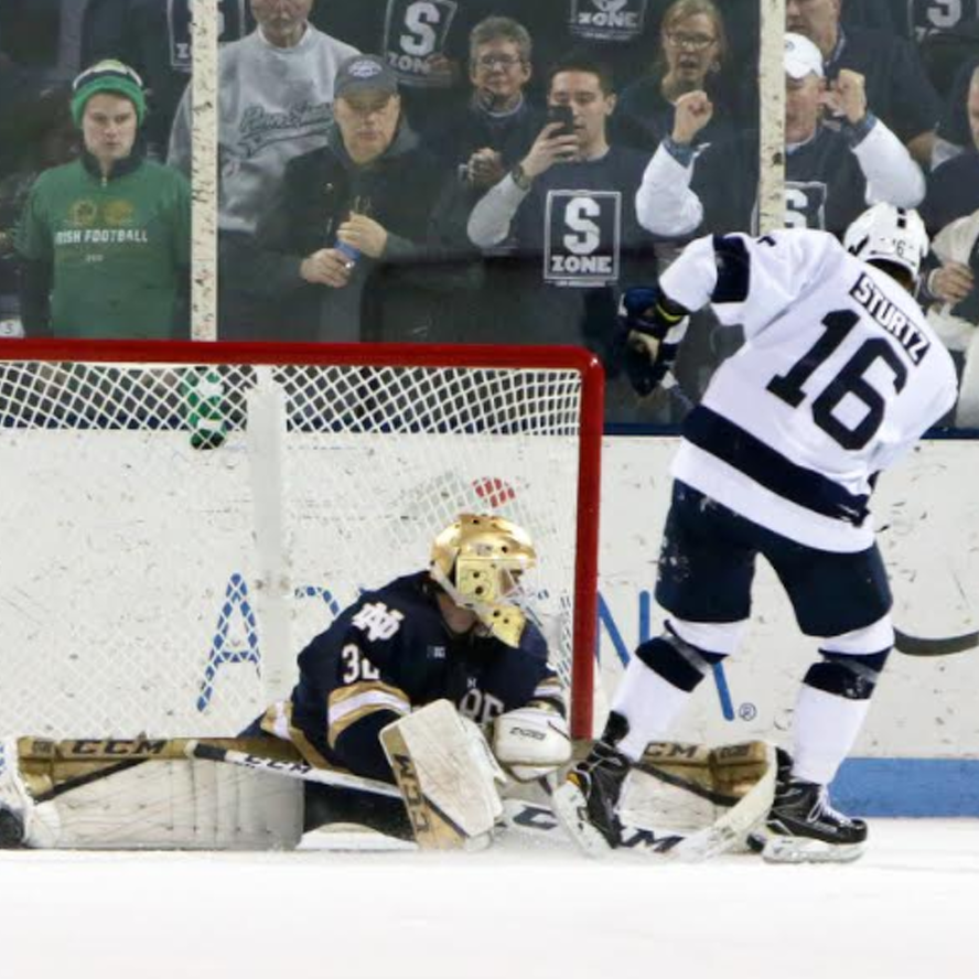 Penn State Hockey: Nittany Lions Tie No. 2 Notre Dame 2-2