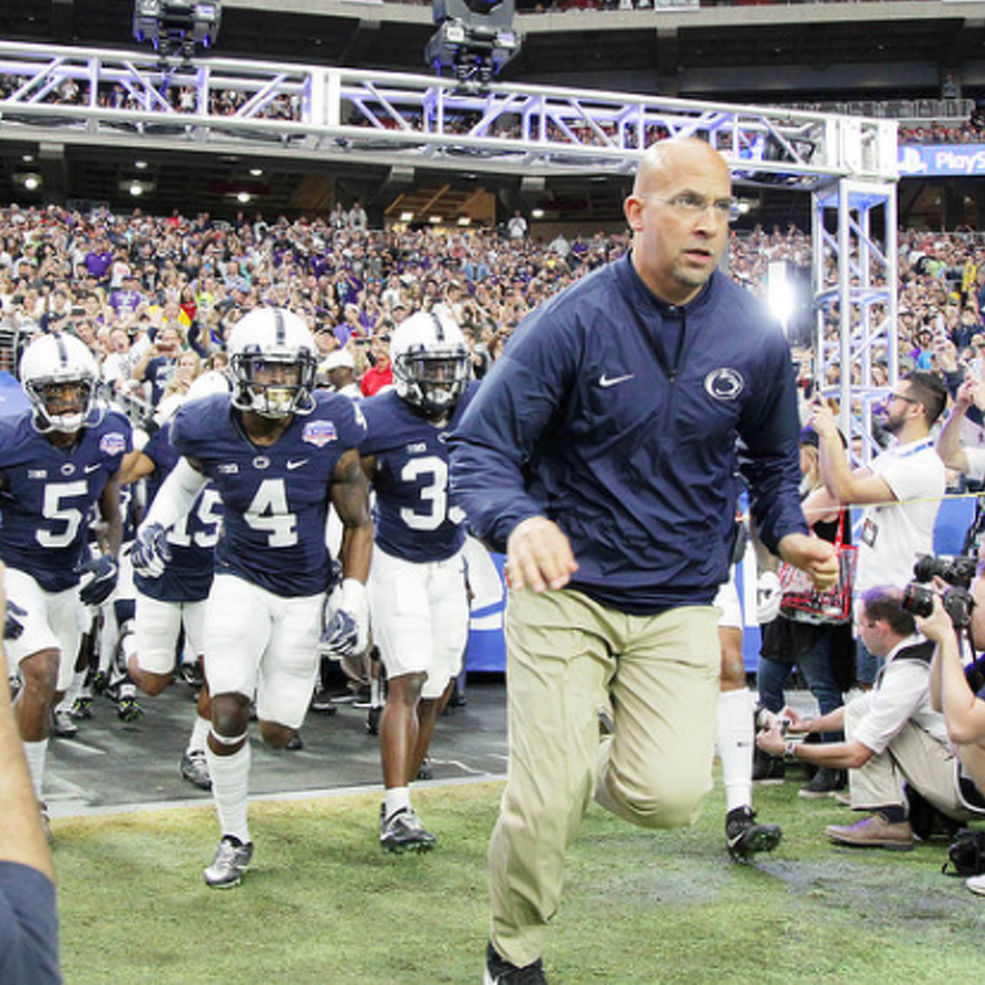Penn State Football: Wade Set For Move To Safety
