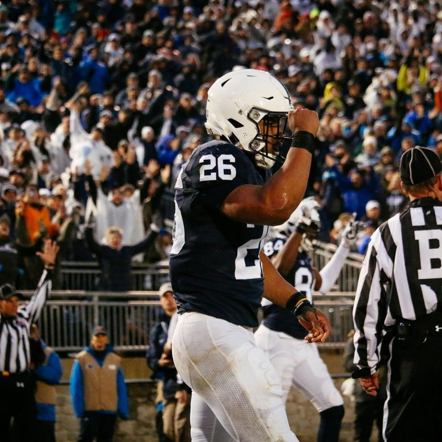 Saquon Barkley Signs Endorsement Deal with Nike