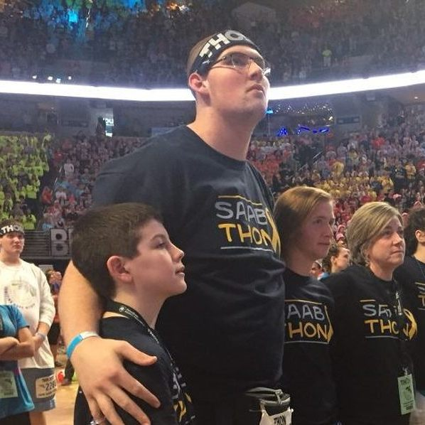 Penn State Football's Charlie Shuman Returns to Dance in Second THON