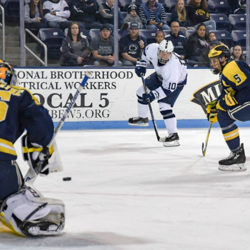 Penn State Hockey: Nittany Lions Head Into Crucial Weekend Against Michigan State