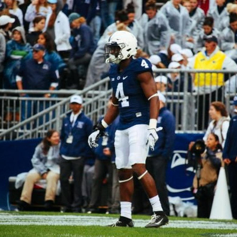 Penn State Safety Nick Scott Prepares for First THON Weekend as a Dancer
